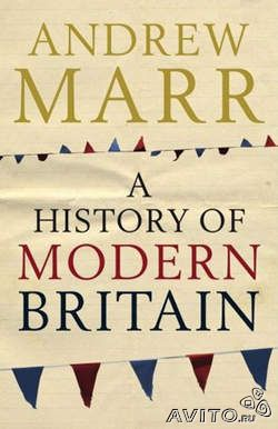 Продаю книгу A. Marr - History of Modern Britain