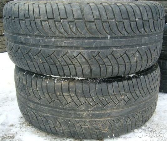 275/55R19 Michelin Diamaris 4x4— фотография №1