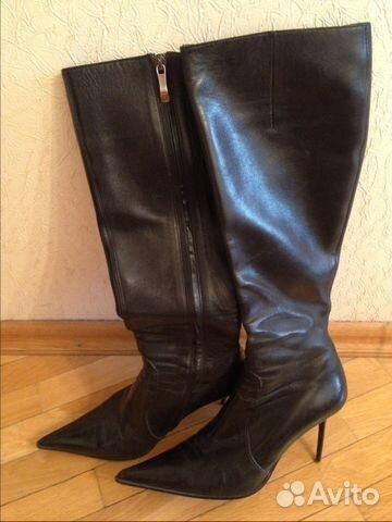 c5ec33053 Сапоги женские Италия купить в Санкт-Петербурге на Avito ...