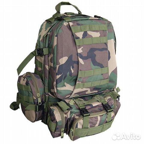 Тактический чехол-рюкзак leapers-utg woodland digi детские рюкзаки походные
