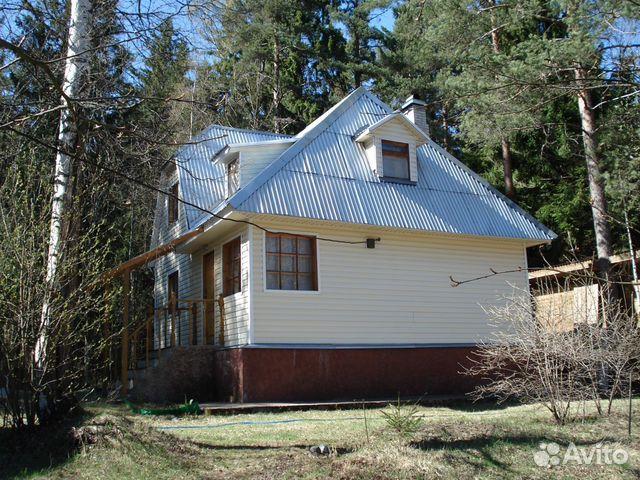 Купить дом в ленинградской области ижс
