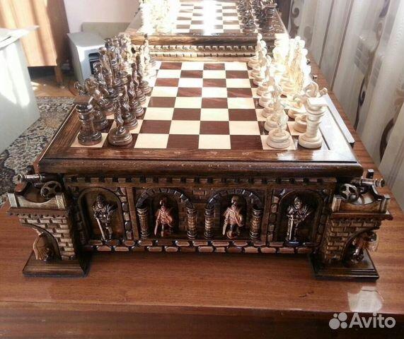 шахматы купить в санкт петербурге на Avito объявления на сайте авито