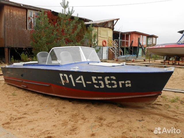купить катер или моторную лодку на авито б у нижний новгород