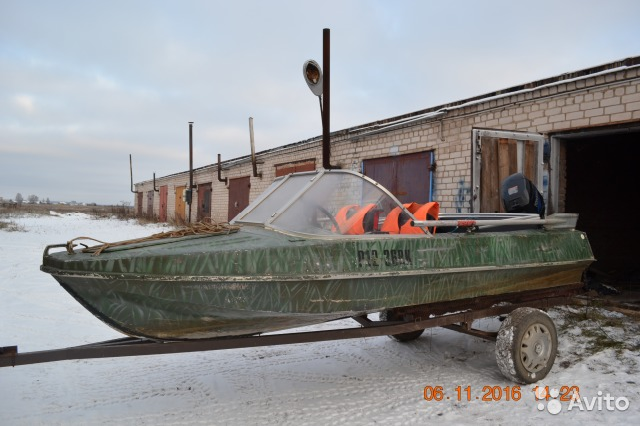 великий-устюг рыбалка лодки