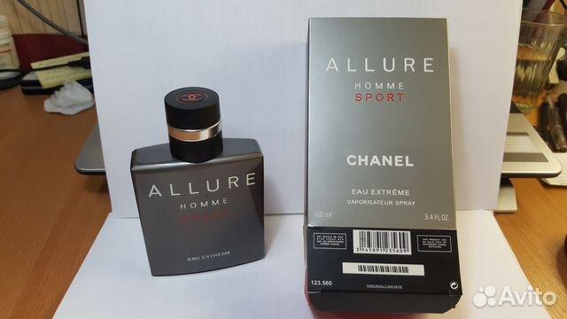 Chanel Allure Homme Sport Аллюр Хоум Спорт купить, как