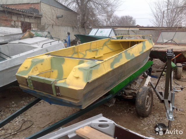 продам бу лодку астрахань