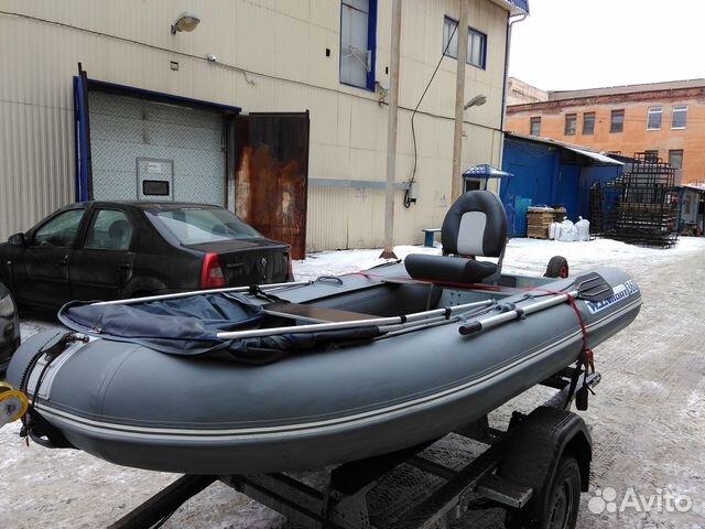 моторная лодка винбот 360