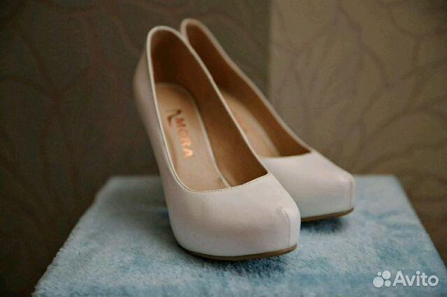 485ca62bb Свадебные туфли купить в Московской области на Avito — Объявления на ...