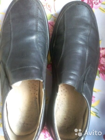 d72b03970 Мужские кожаные ботинки. Бу купить в Санкт-Петербурге на Avito ...