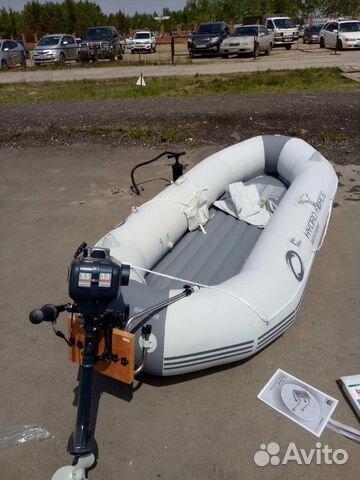 мотор для лодки в хабаровске