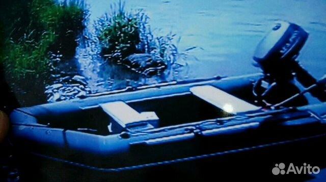 купить лодку пвх с мотором недорого бу в тюмени