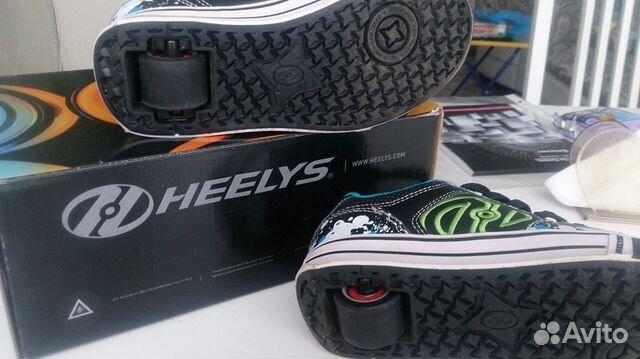 04be493a Кроссовки Heelys на колесах | Festima.Ru - Мониторинг объявлений