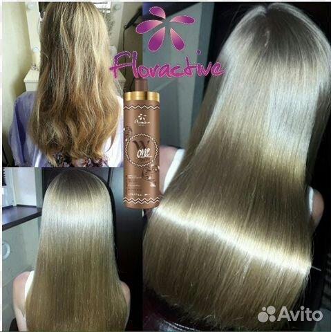 Нанопластика волос цена