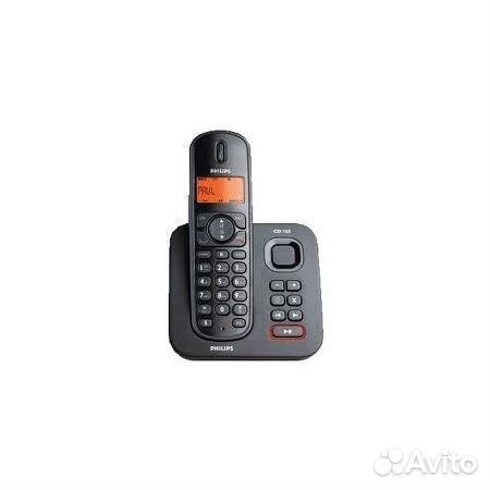 Радиотелефон Philips CD155 с автоответчиком