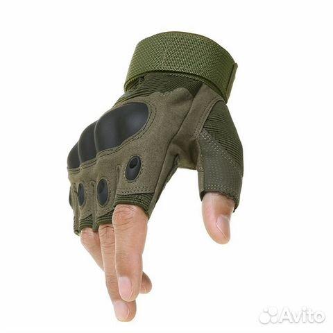 Беспалые перчатки туриста