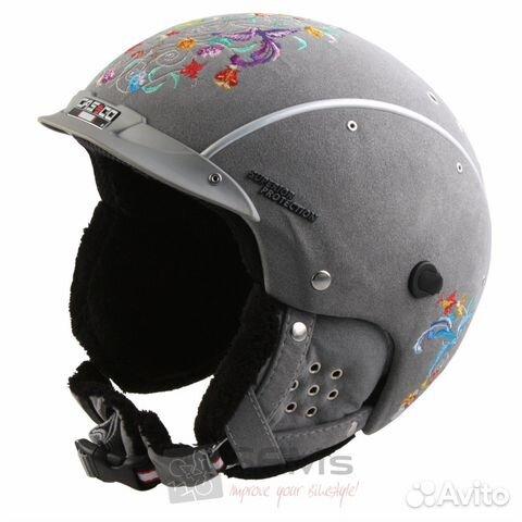 Горнолыжный шлем casco SP-3 Birds 89841714688 купить 1