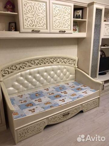 диван кровать детская александрия Festimaru мониторинг объявлений