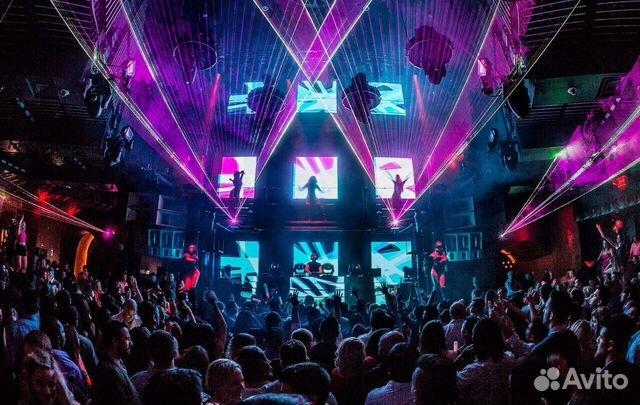 мероприятия в ночных клубах москвы