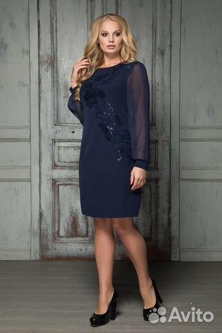 d624be3be70 Элегантное коктейльное платье (р-р 50