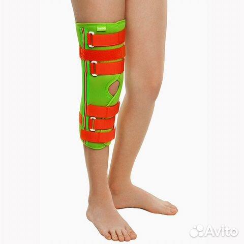 Тутор на коленный сустав детский купить как делается замена коленного сустава