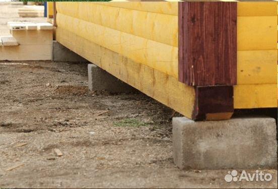 Железобетонные блоки для бани жби барнаул продукция