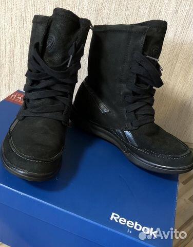 Ботинки Reebok easytone rugged chic V46322   Festima.Ru - Мониторинг ... 779d8dd698a
