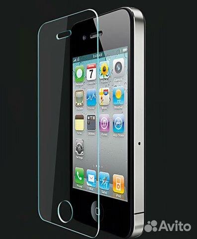 стекло на iphone 4 купить