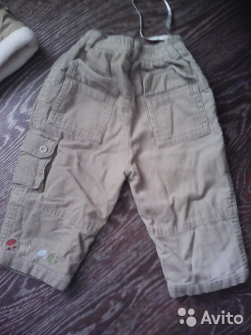 Курточка и штанишки 89506904251 купить 5
