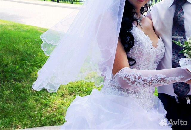 авито хабаровск свадебные платья