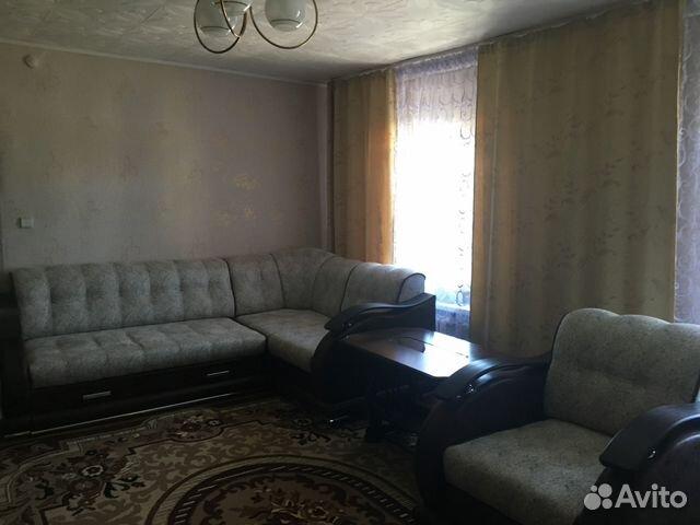 Продается трехкомнатная квартира за 4 200 000 рублей. Курская область, Щигры, улица Октябрьская, дом 13.