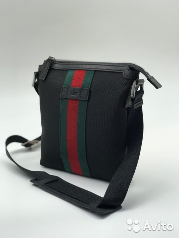 2d0e947d5c8d Мужская сумка Gucci купить в Москве на Avito — Объявления на сайте Авито