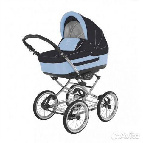 Детская коляска 2 в 1 Adamex Royal