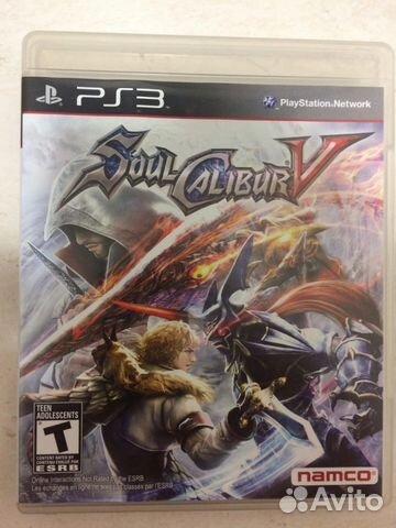Soul Calibur 5 для PS3