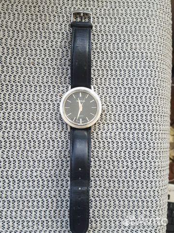 Часы серебро алмаз холдинг