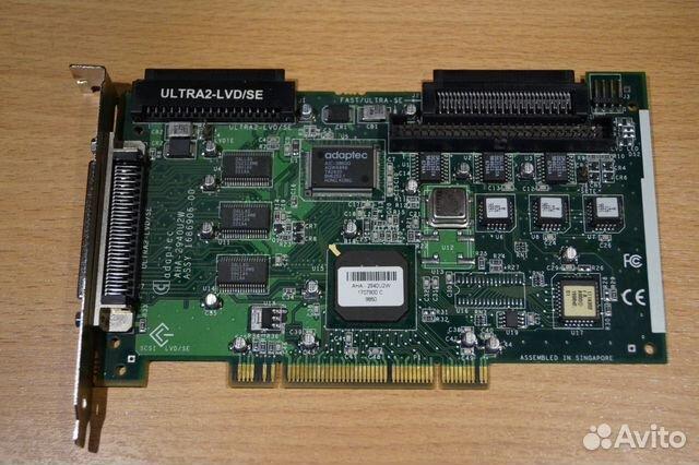 ADAPTEC AIC-7892 ULTRA160 PCI SCSI CONTROLLER DRIVER WINDOWS 7 (2019)