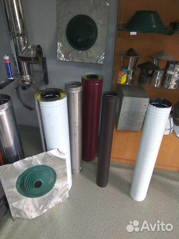 ревизия для газового дымохода