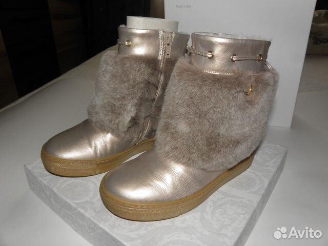 Сапоги зима Viviane 89146829969 купить 1