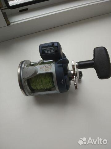 Рыболовная катушка на сома 89061880232 купить 1