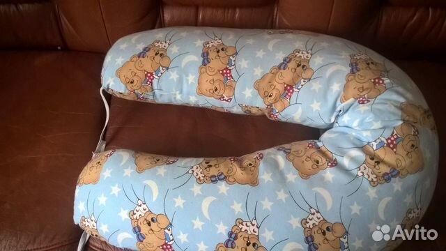 Подушка для беременных и кормления младенцев купить в Мурманской ... cb0c8f70c86