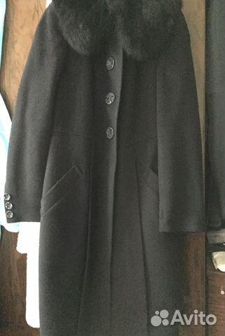 06f819538d2 Пальто осеннее зимнее купить в Москве на Avito — Объявления на сайте ...