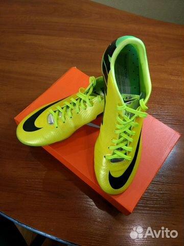 44e2405e Футбольные бутсы Nike Mercurial Vapor IX ACC (39 р | Festima.Ru ...