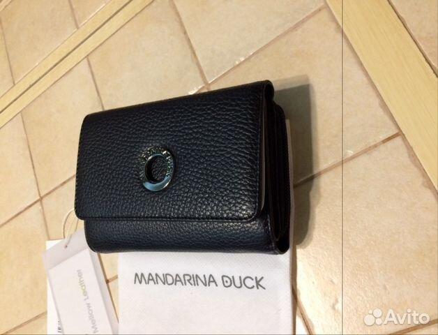 b2366f6ad27b Mandarina Duck кожаный портмоне   кошелек Новый   Festima.Ru ...