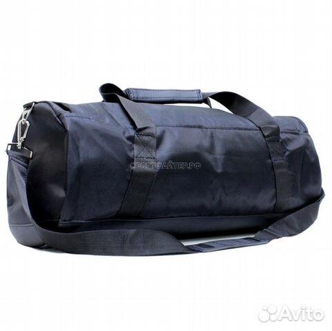 6b0fa64dbd9a Спортивная сумка чёрная - М купить в Санкт-Петербурге на Avito ...
