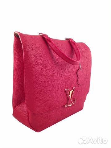 a5aa908fee2f Женская кожаная сумка Louis Vuitton арт.090-2 купить в Москве на ...