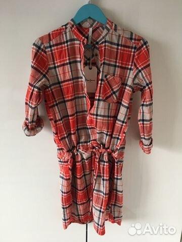 9ac751e489e Новое платье рубашка Pepe Jeans