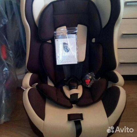 89527559801 Автомобильное кресло,новое,оф.гарантия 9-36 кг