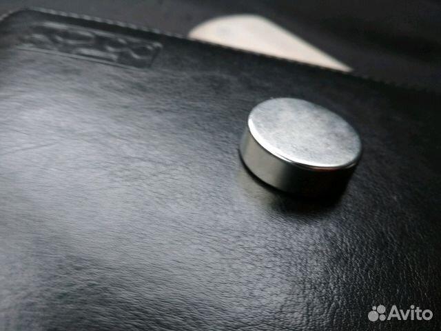 Магнит диск диаметр 3см и толщина 1см