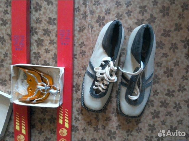 a122d49318d3 Лыжи, крепления, ботинки купить в Саратовской области на Avito ...