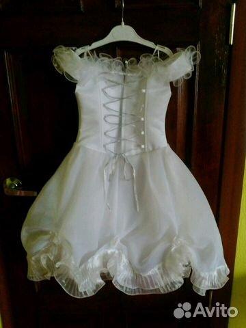 Платье нарядное 89284707652 купить 3