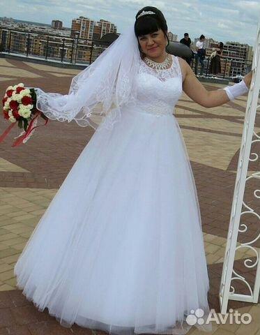4b756b4f7f3e5da Свадебное платье 48-50 размера   Festima.Ru - Мониторинг объявлений
